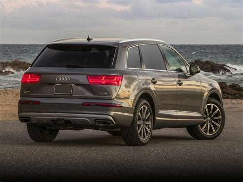 audi q7 new 2017 audi q7 price photos reviews safety ratings