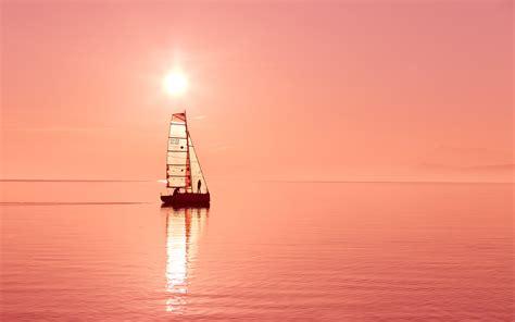 k boat sailboat ocean sailboat 4k wallpapers hd wallpapers id 22615