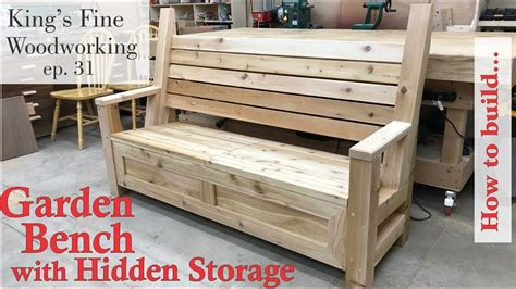 How To Build Outdoor Storage