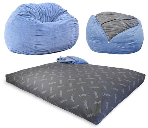 full size bed  pulls    bean bag chair home