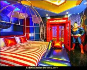 Tardis Wall Mural decorating theme bedrooms maries manor superheroes
