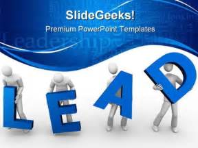 Leadership Powerpoint Template by Free Leadership Powerpoint Template Template Design