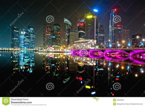 porto singapore louro singapore do porto foto de stock editorial imagem