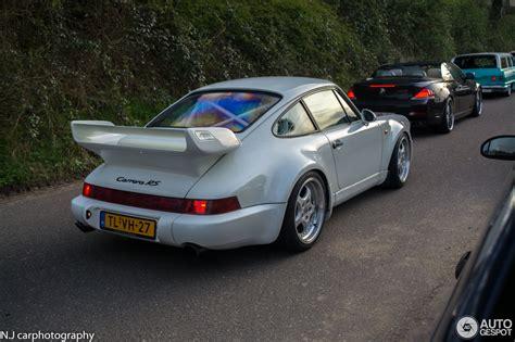 Porsche 964 Carrera Rs 3 8 by Porsche 964 Carrera Rs 3 8 22 April 2016 Autogespot
