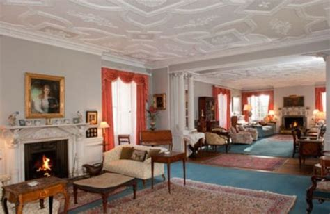 Blair House Scottish Country House Interiors Homes Antiques Antique