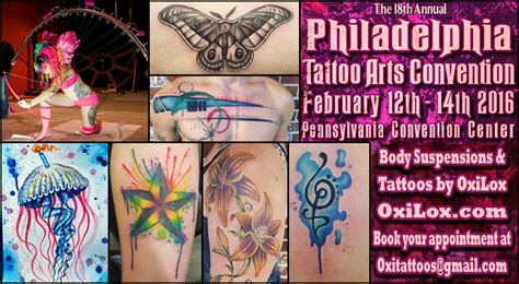 philadelphia tattoo convention 2016 artists all about tattoo