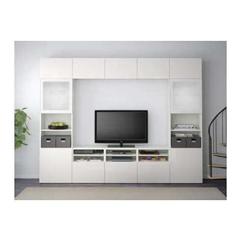 besta doors ikea besta tv stand with glass doors table best 197 tv storage combination glass doors white selsviken