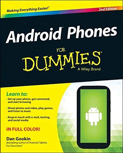 android for dummies android phones for dummies in the uae see prices reviews and buy in dubai abu dhabi sharjah