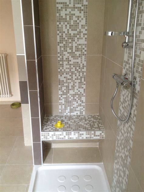 doccia con mosaico doccia in muratura mosaico duylinh for