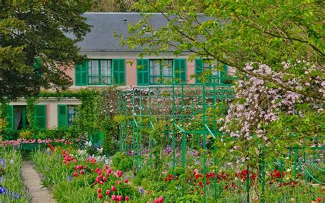 1419730223 french impressionist gardens calendar garden of claude monet and american art museum in giverny