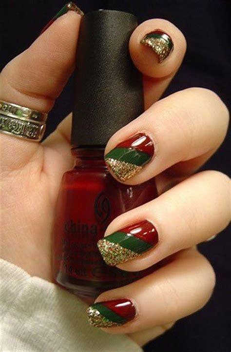 cool christmas nail designs hative