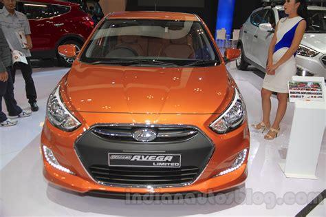 Hyundai Avega 2008 hyundai grand avega limited front at the 2015 gaikindo indonesia international motor show