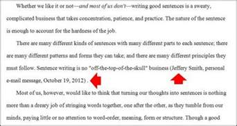 How To Reference A Podcast In An Essay by Citing Sources In Apa Style For Your References Page 6th Edition