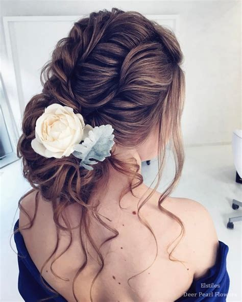 Wedding Hairstyles For 40 by 40 Best Wedding Hairstyles For Hair Trend Wear