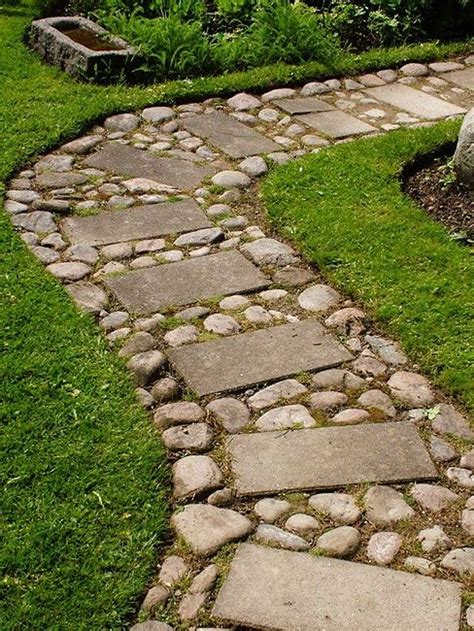 Cheap Garden Rocks 27 Easy And Cheap Walkway Ideas For Your Garden Walkway Ideas Walkways And Easy