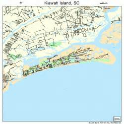 kiawah island south carolina map 4538162