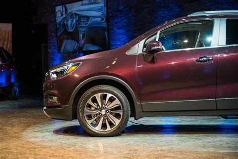 buick encore 2017 colors 2017 buick encore changes and updates gm authority