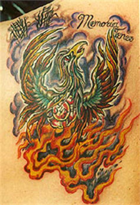 tattoo phoenix hours greensboro nc firefighter tattoos strike the box com