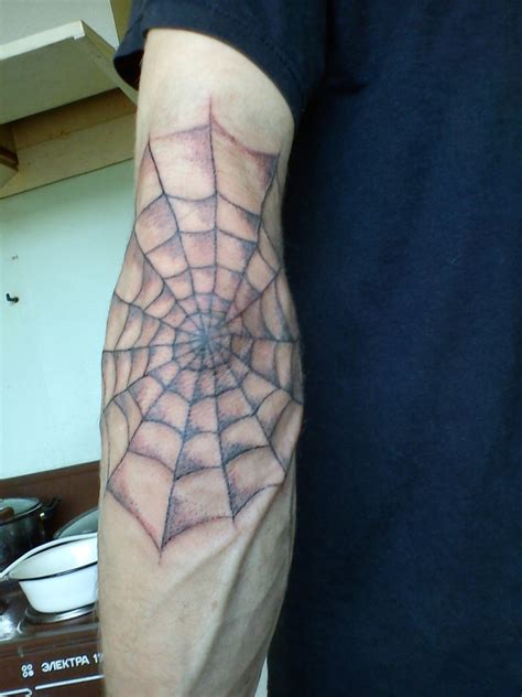 spider web elbow tattoo meaning spider web by naabritydruk on deviantart