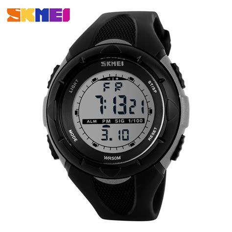 Jam Tangan Wanita Ripcurl Orlando Grey skmei jam tangan sport digital wanita dg1074 titanium gray jakartanotebook