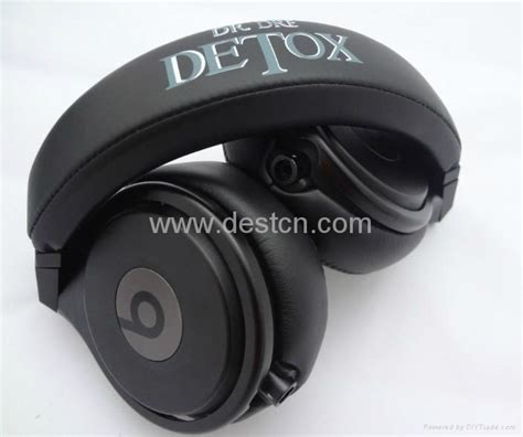 Dr Dre Detox Pro Beats by New Beats By Dr Dre Detox Headphone New Packaging Beats