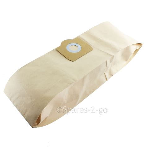 Hair Dryer Vacuum Bags 5 x vacuum cleaner dust bags for bush models