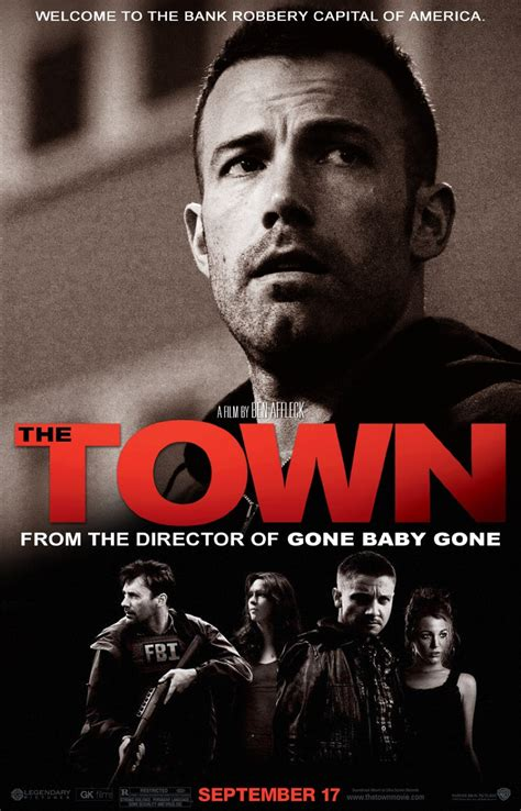movie town 968full the town poster jpg