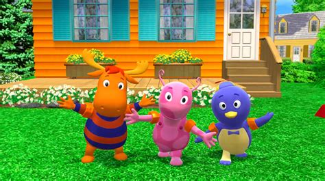 Backyardigans Voices Image The Backyardigans Amazing Splashinis 1 Uniqua