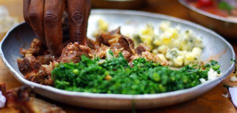 cucina africana cena africana all ombra baobab molto ancora