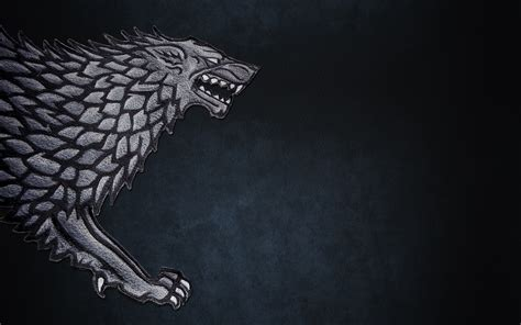 House Of Stark by Stark Direwolf Meh Ro