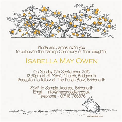Naming Ceremony Invitation Card Template Free by 35 Naming Ceremony Invitations Psd Ai Free Premium