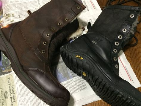 how to waterproof leather boots 50 cfires