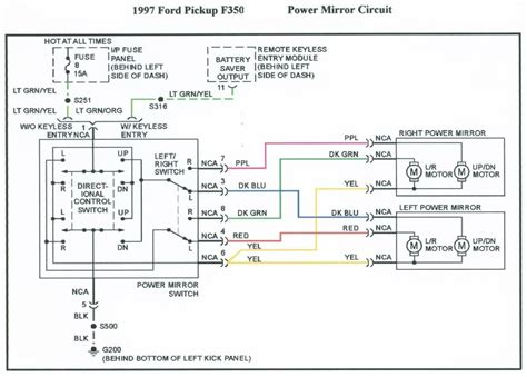 1986 ford f350 wiring diagram wiring diagram and
