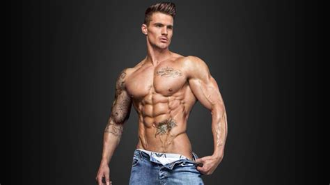 Dumbell Jaco fitness 360 ross dickerson wbff european fitness model chion