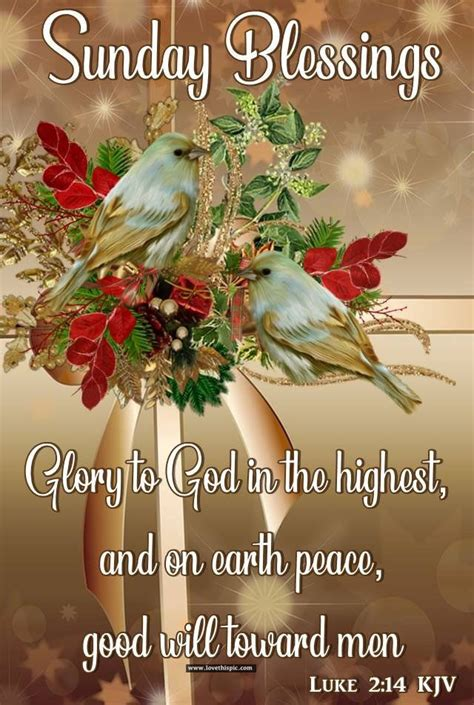 sunday blessings glory  god pictures   images
