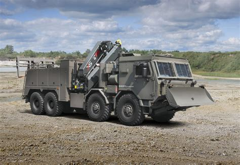 K Hlmittel F R Auto Kaufen by 8x8 High Mobility Heavy Duty Recovery Vehicle