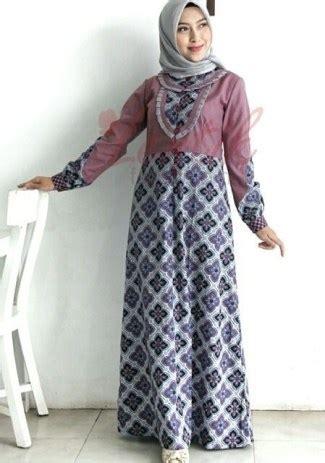 Tas Wanita Trendi Termurah Best Seller model baju gamis batik dengan kombinasi sifon paling