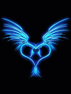 imagenes dep web fondo animado coraz 243 n con alas