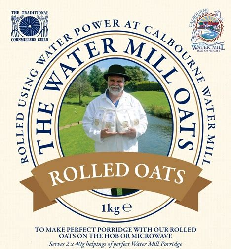 Rolled Oats 1 Kg By 4foglioshop rolled oats 1kg buy from calbourne water mill