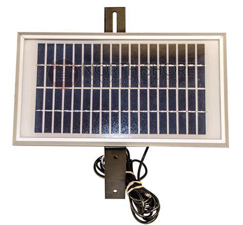 Usautomatic Gate Opener 520025 Solar Panel Kit Solar Garage Door Opener