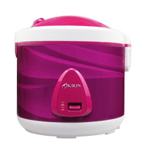 Rice Cooker Kirin Krc 189 kirin magic 3 in 1 krc 138 magenta elevenia
