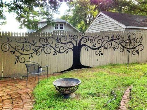 Garten Gestalten Do It Yourself by Kreative Gartenzaun Ideen