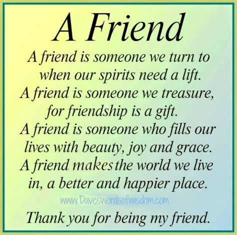 friendship meaning quotes daveswordsofwisdom com a friendship poem