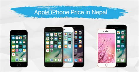 apple iphones price in nepal iphone x 8 8 plus 7 7 plus 6 6s 5s se