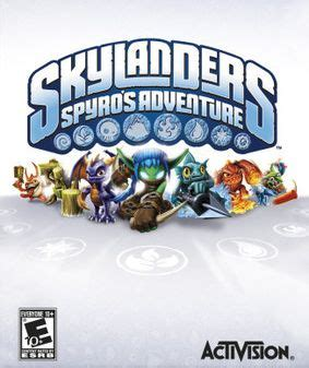 Kaos Adventure Original file skylanders spyros adventure cover okladka jpg