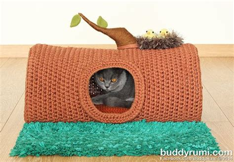 pattern for cat house pattern pet crochet bed cat cave t shirt yarn a house in