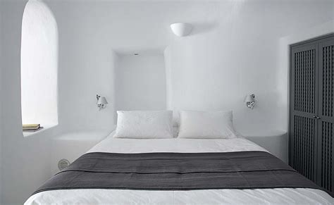 santorini bedroom oia villa i in oia santorini greece holiday vacation