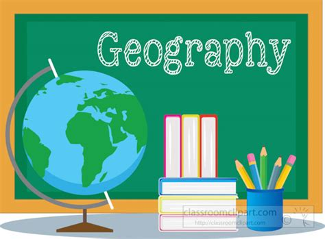 geography images geography clipart geography chalkboard with globe pencils