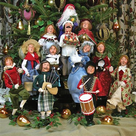 images of christmas carolers byers choice carolers wooden duck shoppe