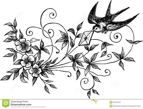 Modeles De Lettre D Amour Romantique lettre d amour illustration de vecteur image 46424794